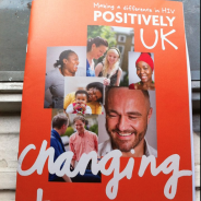 Shafted?! Feature in Positively UK – The roots of our activism ……