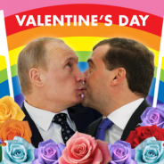 Why I am super happy to be part of this Friday's 'For Russia, with Love – Lgbtqi Valentine's Berlin Olympic Carnival'