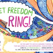 Diverse Britain For Real – Monday 5th and Tuesday 6th May – part of Let Freedom Ring! 2
